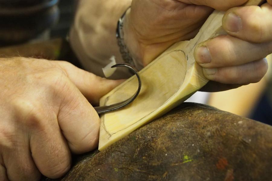 手づくり木工