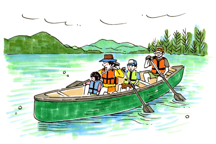 夏、船から始まる北海道への旅