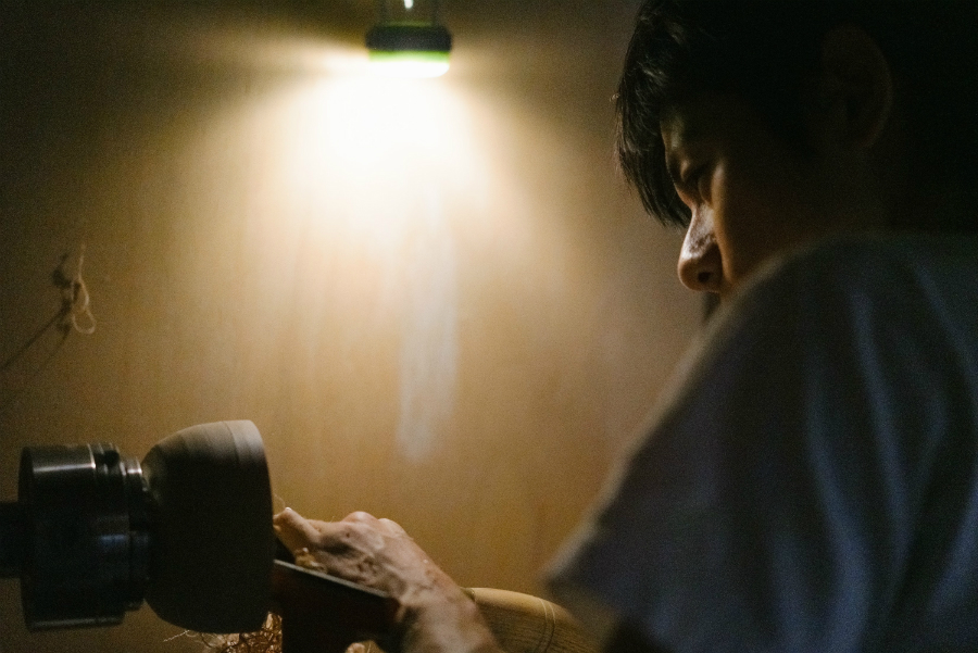 若手職人の絶望日記 第一話「職人の覚悟」